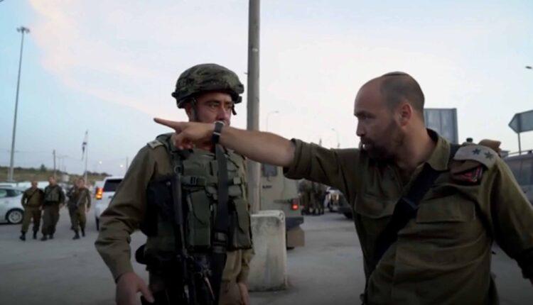 الجيش الاسرائيلي يغلق منطقة اصيب فيها ثلاث اسرائيليين بجروح، في عملية مسلحة على حاجز زعترة بالضفة الغربية