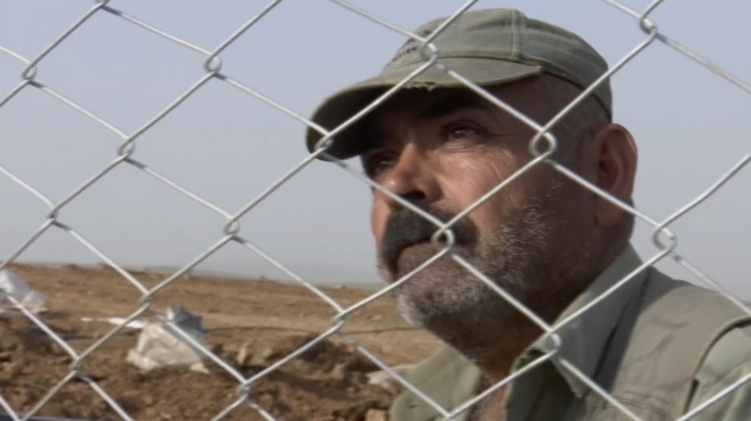 هدم منزل وليد ابو الكباش، مواطن فلسطيني يسكن في تجمع حمسو في غور الاردن، بالضفة الغربية