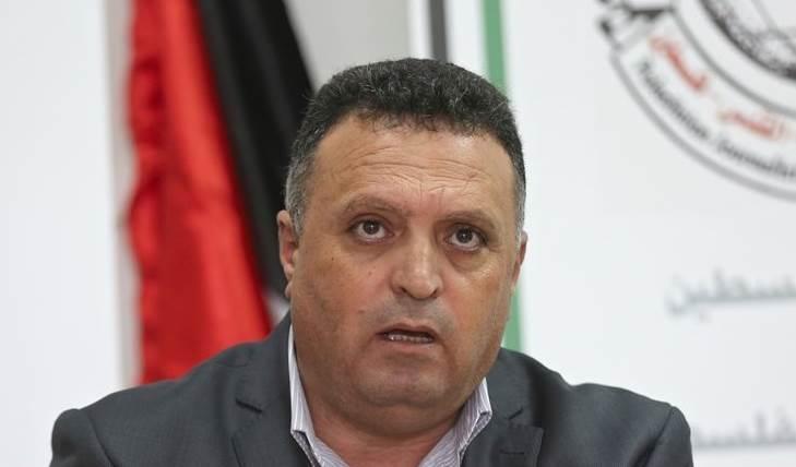 ناصر ابو بكر، نقيب الصحفيين الفلسطينيين في الضفة الغربية
