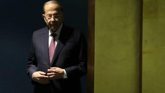 الرئيس اللبناني ميشال عون (الصورة : Getty)