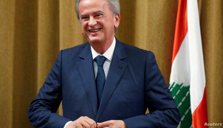 حاكم مصرف لبنان المركزي رياض سلامة (الصورة: رويترز)