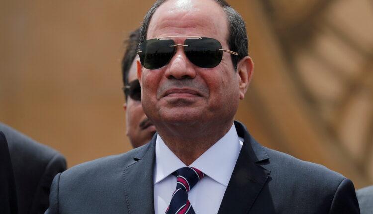 الرئيس المصري عبد الفتاح السيسي(الصورة: ارشيف-رويترز)