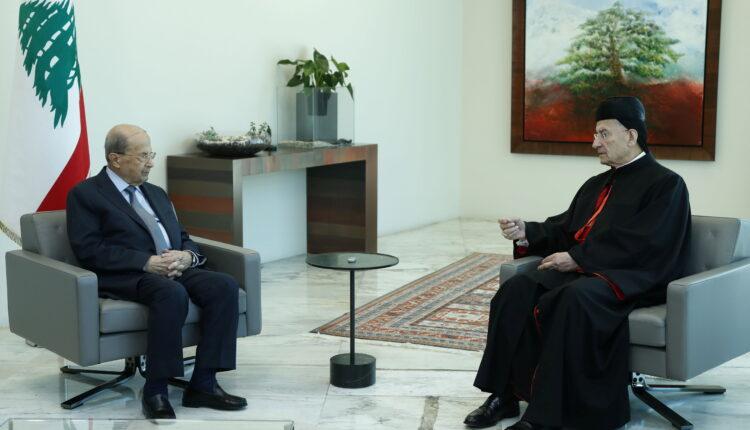 البطريرك الماروني اللبناني بشارة الراعي يوبخ السياسيين مع استمرار الأزمة