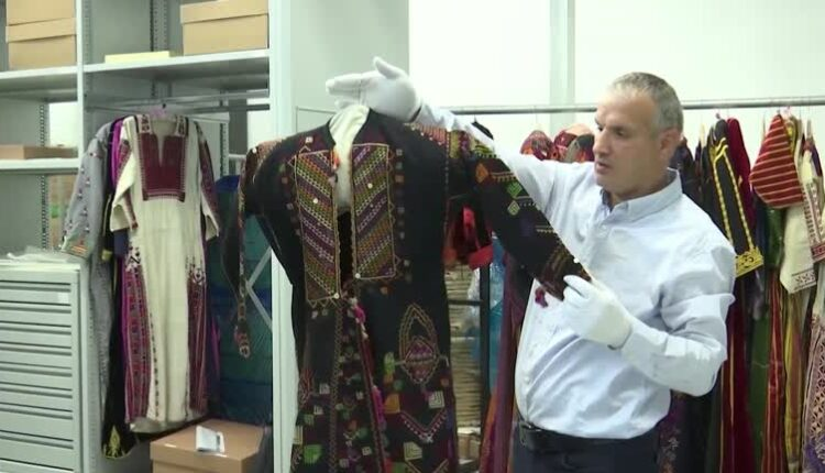 Palestinian thobes return home after decades in the diaspora