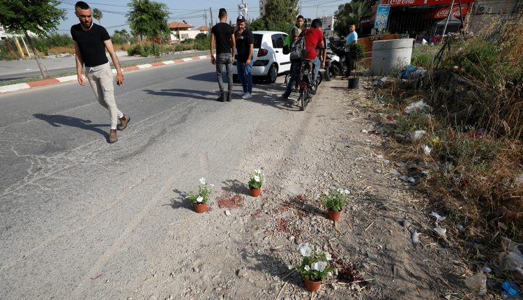 موقع تَبَادل فيه أفراد من الجيش الإسرائيلي وقوات الأمن الفلسطينية إطلاق النار في جنين بالضفة الغربية يوم الخميس 10 يونيو 2021.  (الصورة: رويترز)