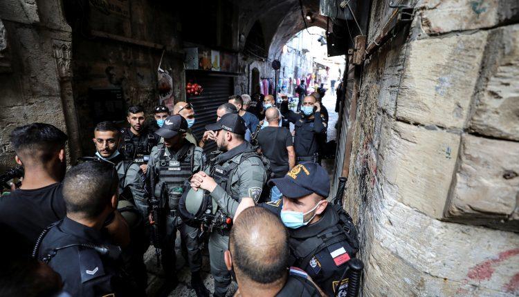 مسؤولون: قوات إسرائيلية تقتل مهاجما فلسطينيا بالرصاص في القدس القديمة