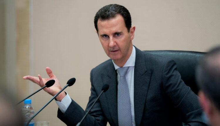 الرئيس السوري بشار الاسد (الصورة: الرئاسة السورية)