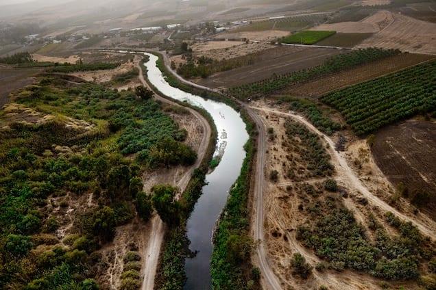نهر الاردن (الصورة:NG)