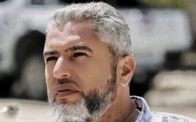 منتصر شلبي المشتبه به في إطلاق النار من مركبة في الضفة الغربية، 1 مايو، 2021. (الصورة: Courtesy)