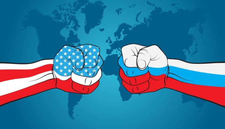 العلاقات الامريكية الروسية