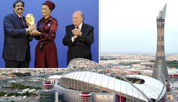 قطر التي تستضيف كأس العالم 'ضخت مئات الملايين من الدولارات للإرهابيين المرتبطين بالقاعدة الذين يقاتلون في سوريا'